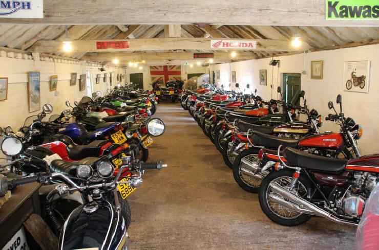 Classic Motorcycles   Classic Kawasaki   Classic Honda