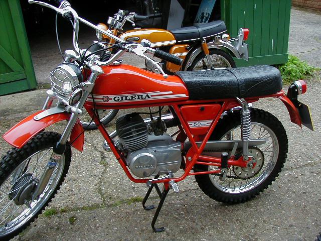 Classic Yamaha Mopeds