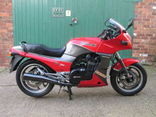 1984 Kawasaki GPZ900R one owner low miles